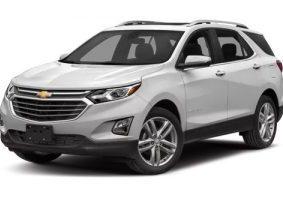 Chevrolet Equinox Expert 2019