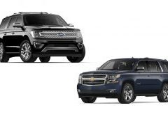 Ford Expedition VS Chevrolet Tahoe comparativa 2019 Puerto Rico